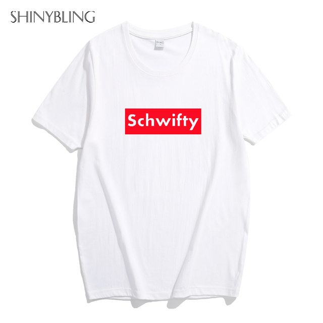 Rick And Morty – Schwifty T Shirt