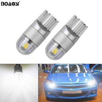 BOAOSI 2x Led T10 Car Accessories Clearance Light For Opel Zafira A B Vauxhall Zafira Corsa C Cambo D Vauxhall Corsa 3 Van фото