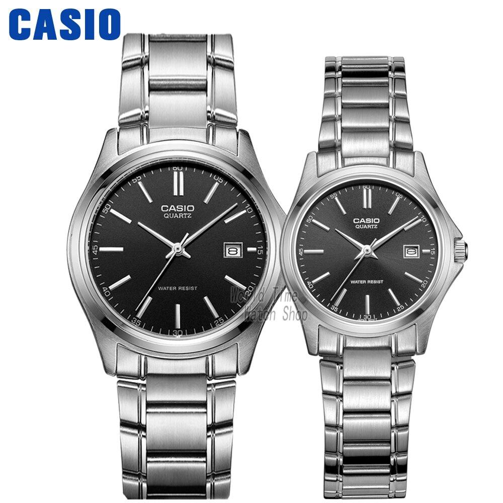 Casio montre Loisirs et étanche quartz couple table MTP-1183A-1A LTP-1183A-1A MTP-1183A-2A LTP-1183A-2A MTP-1183Q-7A