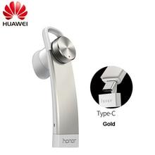 Huawei 社の名誉 AM07 イヤホン笛形状の Bluetooth 4.1 ワイヤレスステレオ音楽ヘッドセットハンズフリーためメイト 10 P20 プロ