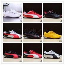 5f665c0a10 2018 PUMA Ferrarimotorcycle Sapatos De Corrida Dos Homens E Mulheres de  Sapatos de Outono Tênis De