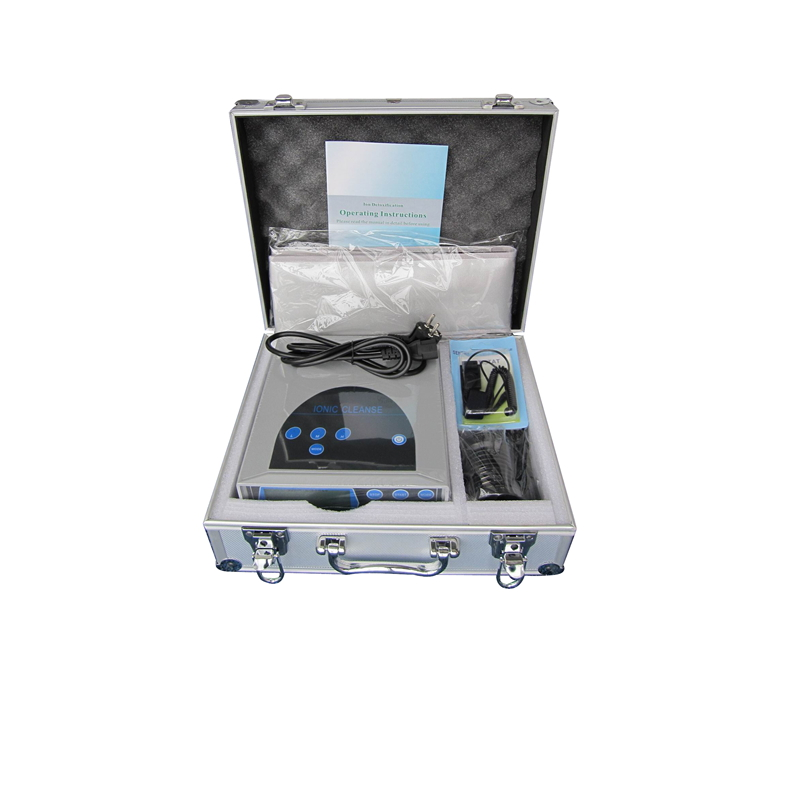 Negative Ion Detox foot spa Ion Cleanse Foot Baths Detox Foot SPA Machine Rehabilitation Therapy Equipments relaxation foot foot massager dual ion cleanse cell spa machine foot bath ion detox cleansing two people use