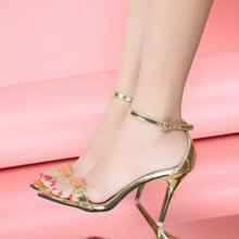 Sandals high heels women shoes
