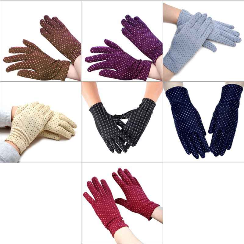 Womens Touching Screen Gloves Winter Warm Elegant Gloves Mittens Elastic Proof Gloves Soft Wrist Gloves Finger Guantes Mujer