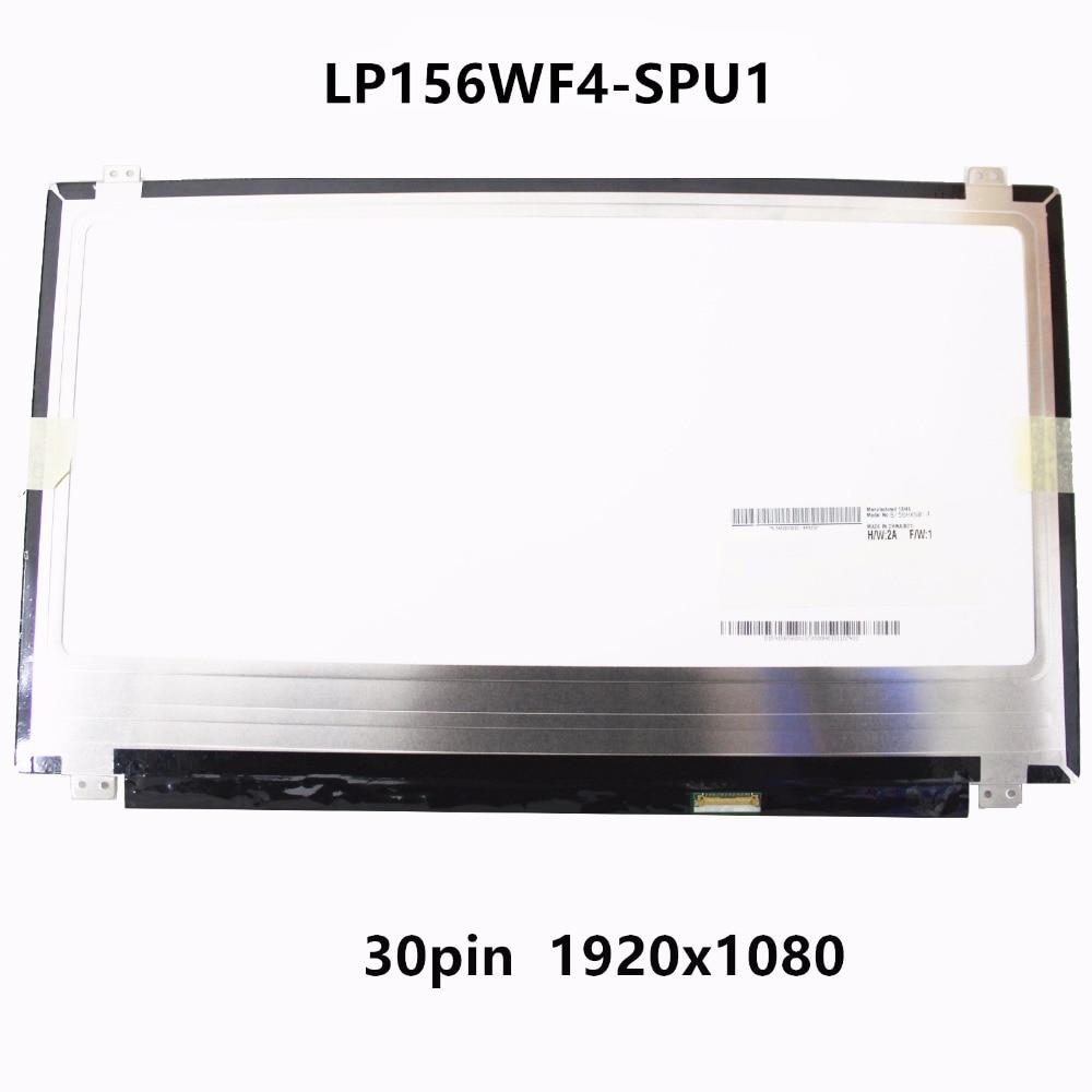 New 15.6 LCD Screen IPS Panel Display Matrix Replacement LP156WF4 SPU1 For Acer Aspire R7-571 R7-572 R7-571G R7-572G E5-571G quying laptop lcd screen for acer aspire f5 572 r7 572 f5 571 e5 574g e5 571 e1 572 series 15 6 inch 1920x1080 30pin