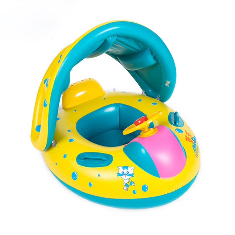 2019-Inflatable-Baby-Swimming-Seat-Boat-Infant (1)