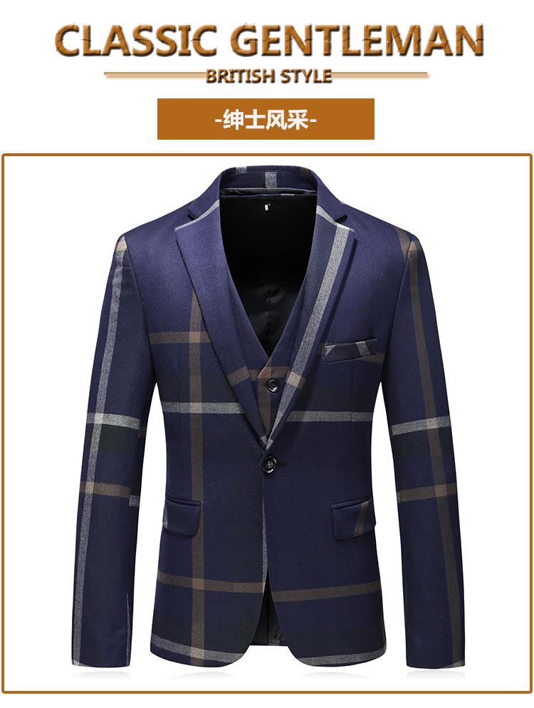 wedding Groom Men Fashion 4