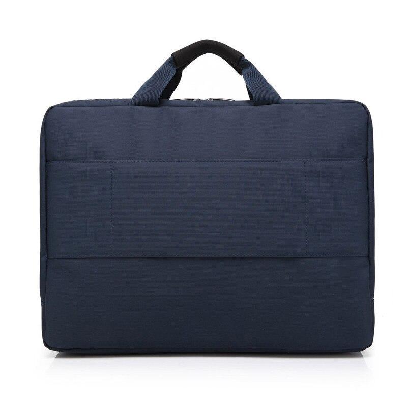 CoolBell moda 17,3 pulgadas ordenador portátil 17 ordenador portátil bolsa de mensajero impermeable hombro bolsa hombres mujeres maletín - 2