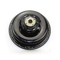 Ural CJ-K750 retro black colors front ,rear,side car wheel rim hub stock case For BMW R50 R1 R12 R 71