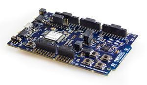 Image 2 - NRF52 DK الشمال مجلس التنمية ديف عدة وحدة بلوتوث ل nRF52832 SoC pca10040 v1.1.0