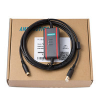 FTDI-절연 유형 USB SC09 FX Adaper Mitsubishi FX 시리즈 PLC USB-SC09-FX 프로그래밍 케이블에 적합