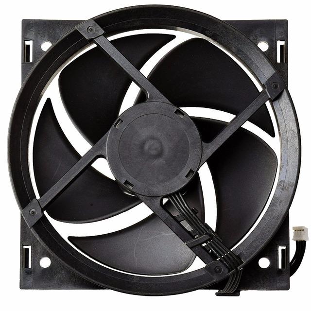 Nova substituição chegada ventiladores embutidos para xbox one fan alta velocidade silêncio xbox one ventilador de refrigeração interno