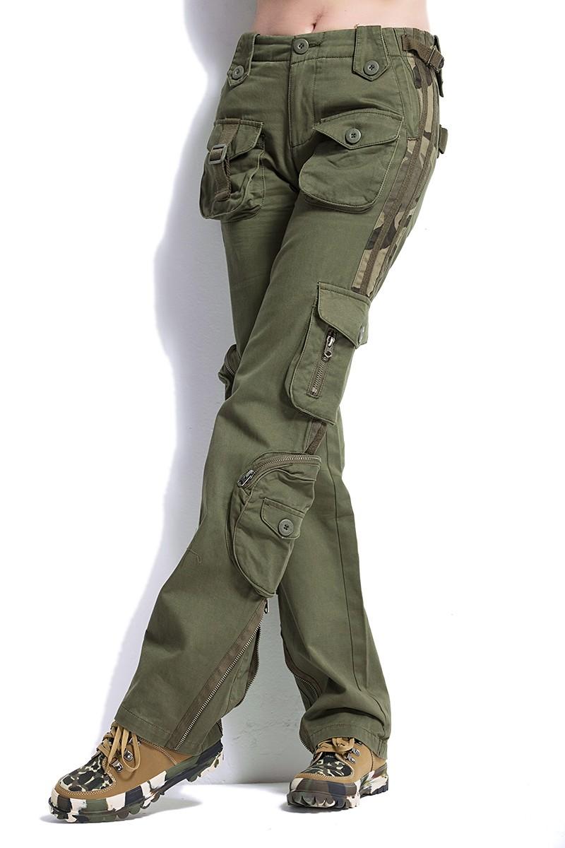 Military Large Sweatpants Cotton 11