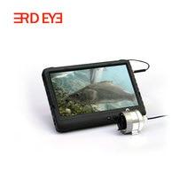 Портативная 2.0MP камера ночного видения для подводной рыбалки с 12 шт. светодиодный/ИК-лампой 7 ''TFT дисплей монитор