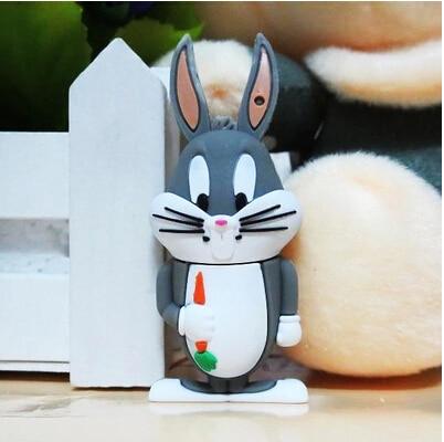 real capacity animal cartoon Tweety Bird USB Flash Drive Daffy Duck Memory Stick 8g 16g 32g 64g Pendrive U Disk creative gift