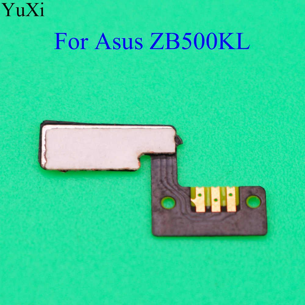 YuXi עבור Asus Zenfone ללכת ZB500KL X00AD כוח נפח מתג כפתור מפתח להגמיש כבל סרט החלפת חלקים