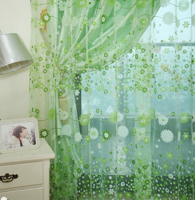Popular Floral Kitchen Curtains-Buy Cheap Floral Kitchen Curtains ...
