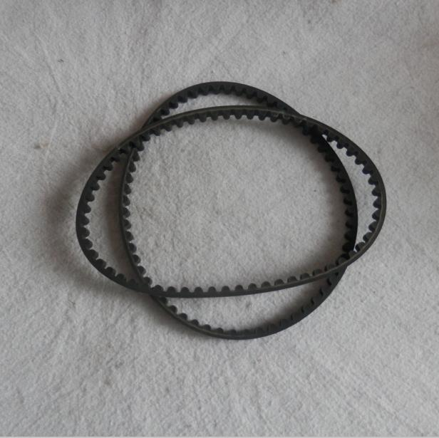 2 x TIMING BELT FITS HONDA GX100     2PCS /LOT RAMMER GENERATOR LAWN MOWER  P/N 14400-Z0O-003 heidelberg sm74 timing belt