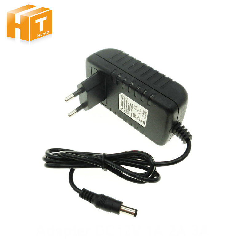 DC12V Adapter AC100-240V Lighting Transformers OUT PUT DC12V 1A / 2A / 3A Power Supply for LED Strip. ...