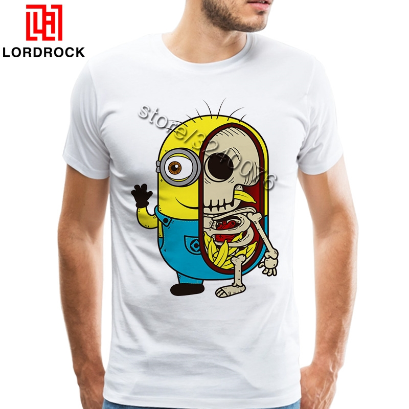 Design Funny Cartoon Shirt Mens Cute Fans T For Adult Cool Anime Tshirt Dropshipping Cheap Tee Birthday Clothing