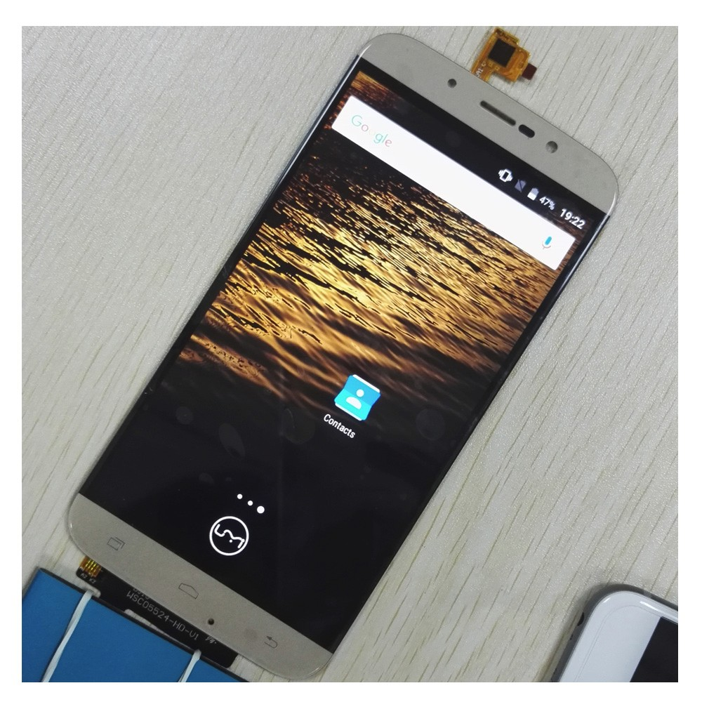 UMI Touch Touch X LCD Display+Touch Screen 100% Original Screen Digitizer Assembly 5.5 inch For Umi Touch Tools