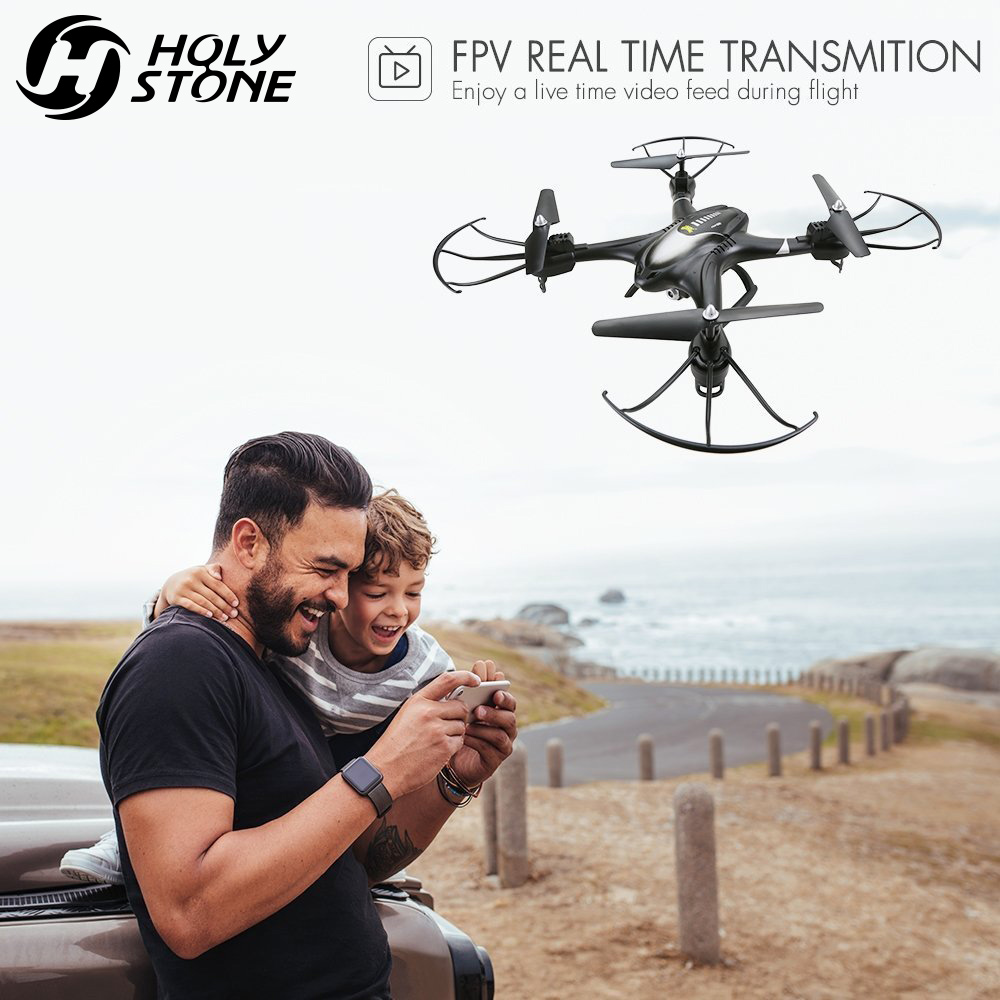 Holy Stone HS200 RC Drone with WiFi Camera Real-time Transmit FPV Quadcopter HD Camera Dron 4CH RTF Helicopter toys for Children yizhan i8h 4axis professiona rc drone wifi fpv hd camera video remote control toys quadcopter helicopter aircraft plane toy