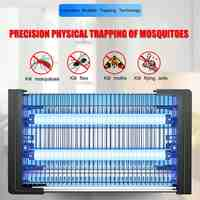 220V светодиодный инсектицидная лампа светодиодный светильник для убивания насекомых 3 W/6 W энергоэкономичная анти москитные лампа поражения...