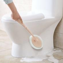 Щетка с длинной ручкой, ластик, волшебная губка, сделай сам, Чистящая губка для мытья посуды, кухни, туалета, ванной комнаты, инструмент для мытья, аксессуар