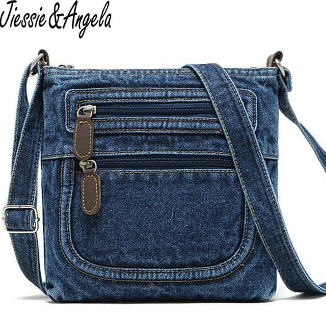 9dc17a229f Jiessie   Angela Casual bolsos sling bags for women mini bags vintage messenger  bag shoulder satchels