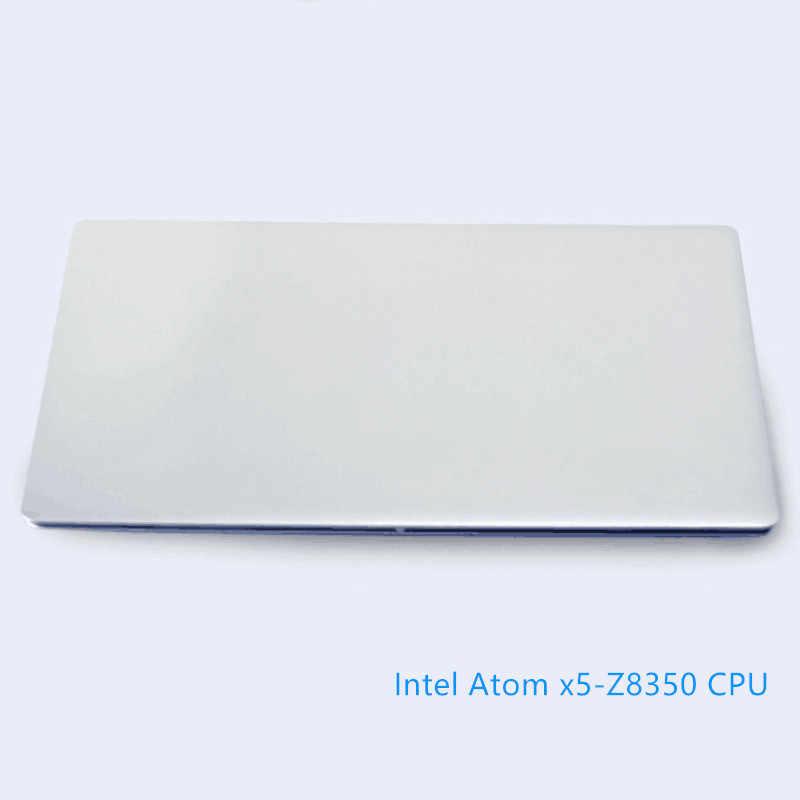 4G זיכרון RAM & 64 GB EMMC מחשב נייד מחשב 14 אינץ 1366x768 P Intel Atom X5-Z8350 1.46 ghz Quad Core משלוח 15 לאומי מקלדת מדבקות