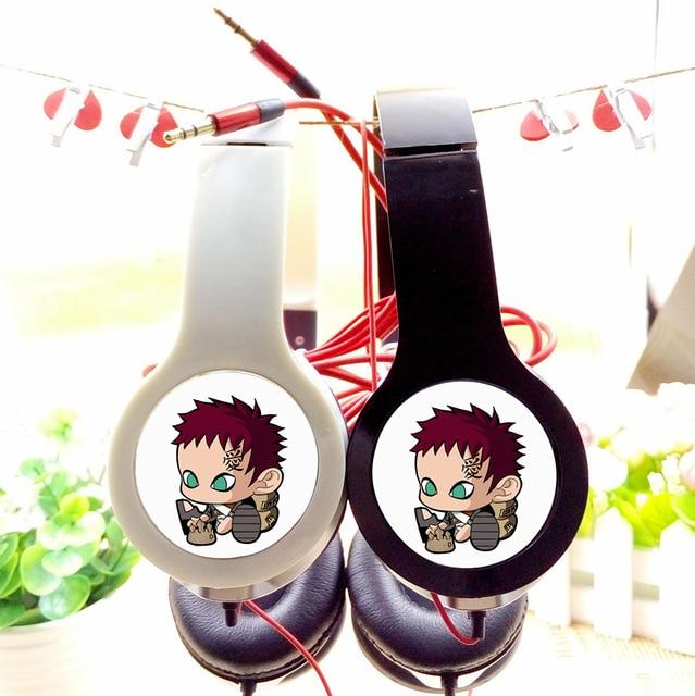Naruto Adjustable Foldable Stereo Headphones
