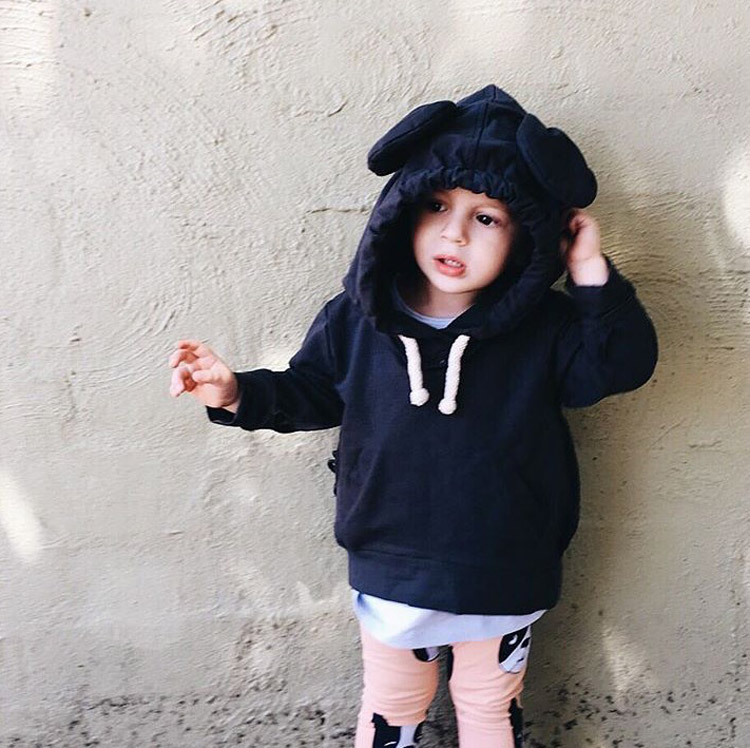 HTB1rjiVXoEIL1JjSZFFq6A5kVXa3 - 1-5Yrs Children Hooded Sweatshirt Boys Cute Bear Ears Animal Hoodies Unisex Kids Clothing Girls Tops Coats Baby Casual Outwear