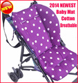 New Arrival Anti-Slip Cotton Mat baby Stroller Cushion Stroller Pad Pram Padding Car Seat Pad Thickening Breathable Cotton