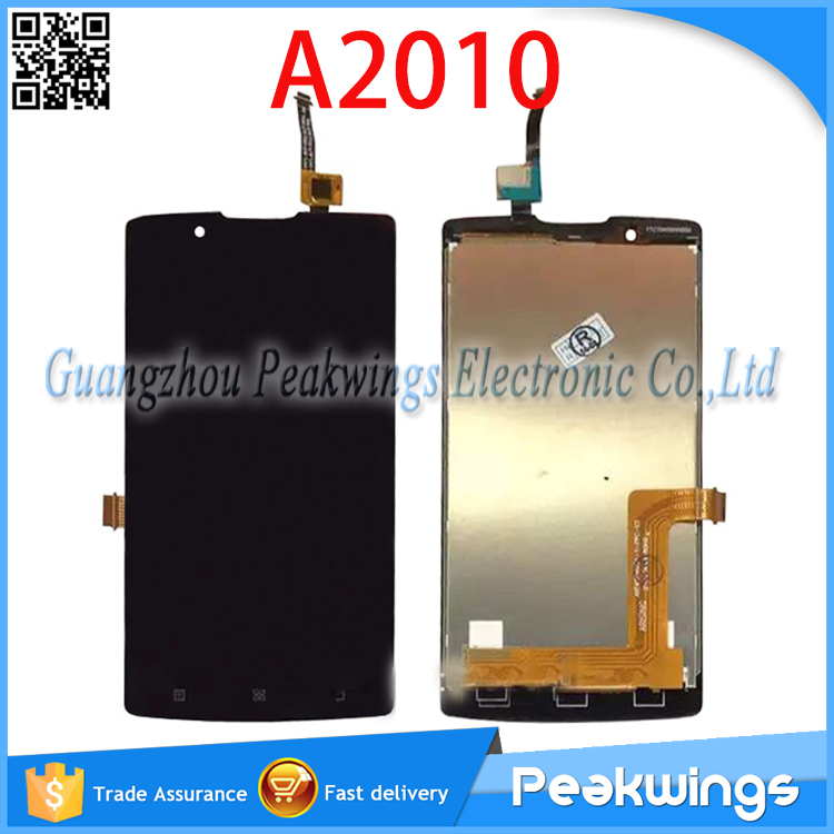 LCD Display For Lenovo A2010 LCD Screen Replacement Free Shipping With Tracking numer