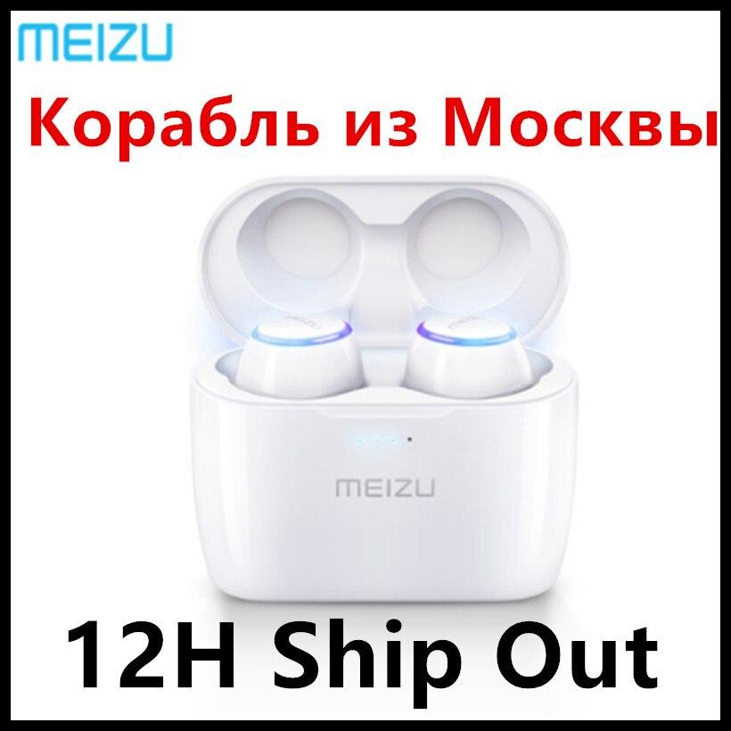 24 ore La Nave Originale Meizu POP TW50 Vero Auricolare Senza Fili di Bluetooth Mini TWS Sport Auricolare Per Xiaomi iphone 7 8 Più samsung