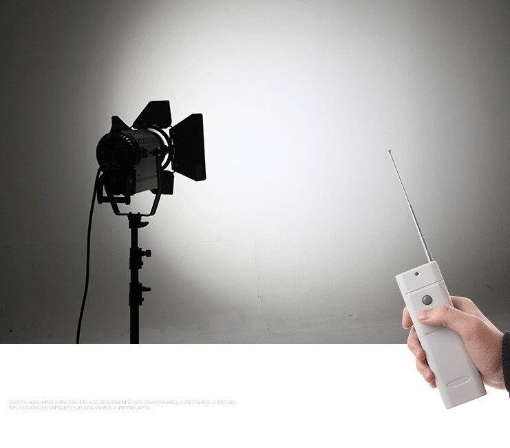 שלט רחוק אלחוטי Dimmable דו-צבע LED150W LED סטודיו פרסנל נקודת אור 3200-5500K על מצלמה צילום וידאו ציוד