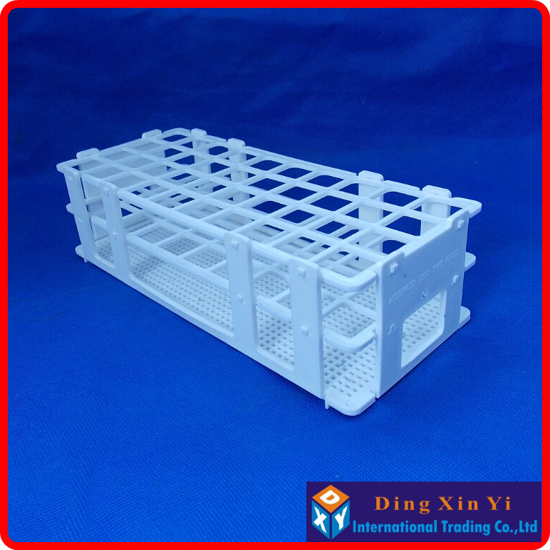 Assembled test tube racks,40 holes 20mm,Plastic test tube racks,test tube stand,test tube shelf,high quality high quantity medicine detection type blood and marrow test slides