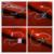 2017 Marca Exquisita de Cristal Trébol de Cuatro hojas 11 Color Elegir 925 Colgante de Cristal de Joyería Fina Pulsera Bijoux Femme