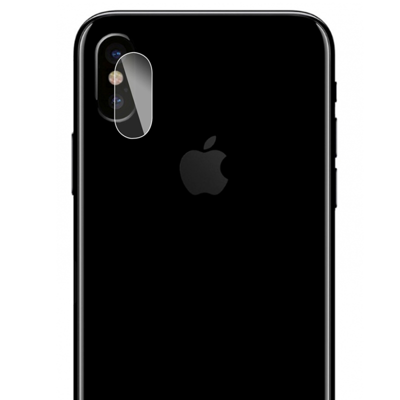 Haweel For iPhone X Back Camera Lens Protector 0.2mm 9H 2.15D Explosion-proof Rear Camera Lens Tempered Glass Film For iPhone X