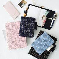 2018 Nhật Bản Kawaii Hàng Ngày Kế Hoạch Tổ Chức Chương Trình Nghị Sự Cơ Bản Lưới Bullet Tạp Chí Lịch Trình Refill Notebook Bìa Đối Với Hobonichi A5 A6