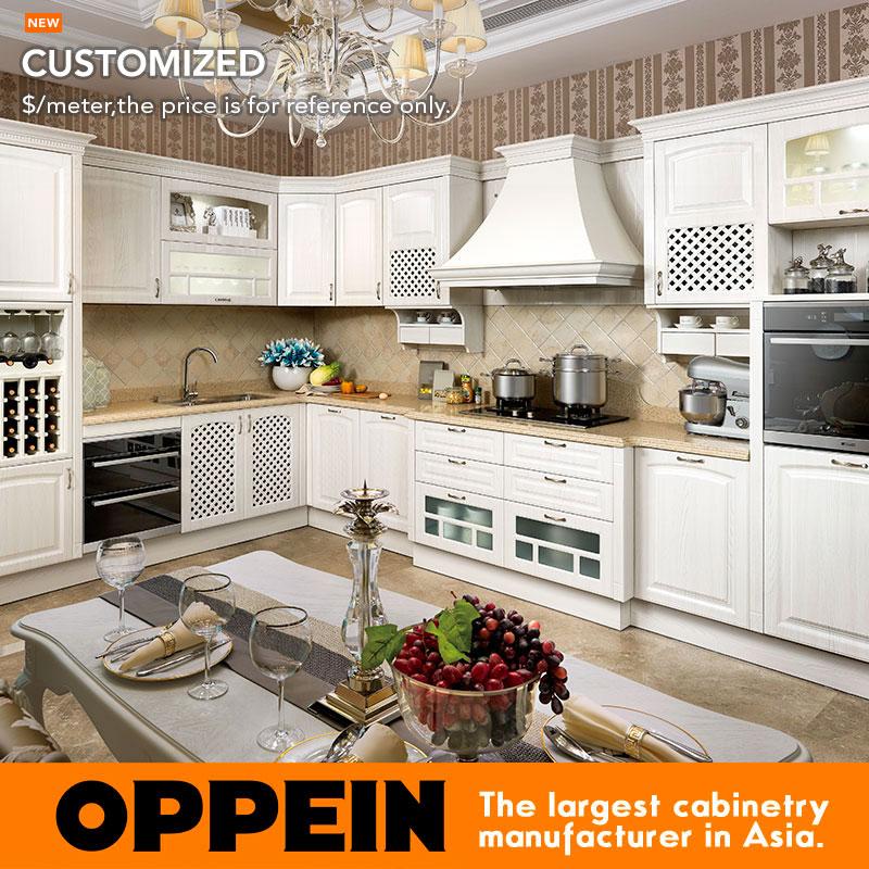 US $480.0 |Personalizzato Wholesle Mobili Mdf Cucina Dispensa Armadi OP15  051-in Mobili da cucina da Miglioramento della casa su AliExpress
