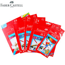 Faber Castell Pro Vernice Matite Colorate Set Scatola di Carta 12/24/36/48/60/72 colore Matita Acquerello Aquarell Pastello Legno Pastello(China)