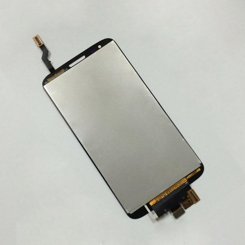 Black For LG Optimus G2 D800 D801 D803 Full Touch Screen Digitizer Sensor Glass + LCD Display Panel Monitor Assembly