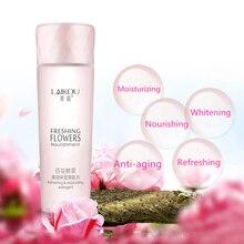 LAIKOU Flower Essence Moisturizing Toner Face Care Whitening Treatment Nourishing Anti-aging Anti-wrinkle Skin Care 125ml