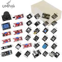 37 in 1 Sensor Modules 37in1 Kit for arduino UNO R3 MEGA 2560