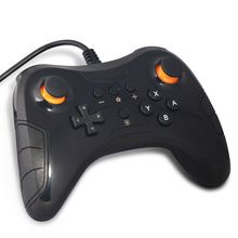1.5M Black USB Wired Pro Gamepad Game Controller Joystick For N-Switch Nintend Switch Gaming Console With Type C Port