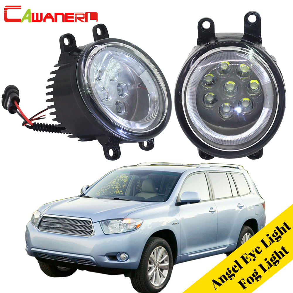Cawanerl For Toyota Highlander 2008-2012 For Toyota Highlander Hybrid 2008-2010 Car LED Fog Light Angel Eye DRL Daytime Light 5 axis cnc 3040 metal mini diy cnc engraving machine 4 axis cnc router pcb milling machine engraving frame