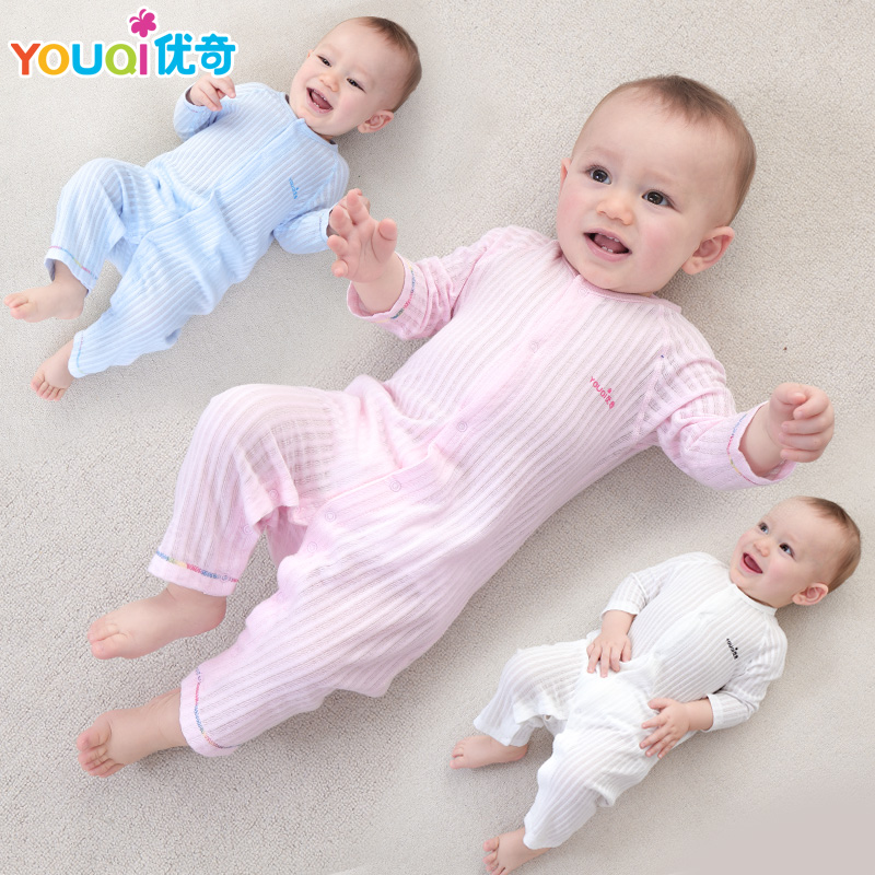 YOUQI Baby Girls Clothes Summer Boy Rompers Brand Toddler Infant Dress Jumpsuit Long Sleeve Pajamas Clothing Soft Baby Clothes youqi quality baby boy clothes girl rompers unisex newborn toddler infant costumes 3 6 18m pajamas clothing autumn baby clothes