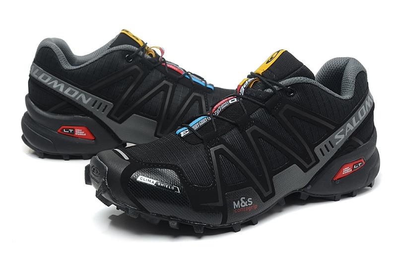 Breathable Speed Run Salomon 3 Men Shoes Iii Trail Cross Cs 1q0Bqd8w