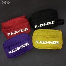 Reflection PLACES + FACES Waist Packs 2019 New Better Quality Men Women  Bag 4 Colors Canvas Bags